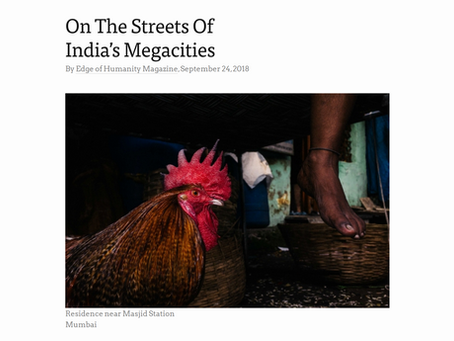 On The Streets Of India's Megacities
