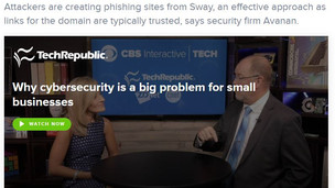 Phishing using Microsoft Sway! Be careful!!