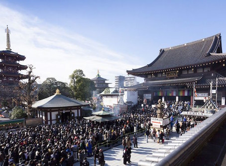 More and more foreign tourists to Japan now, $41b in 2018