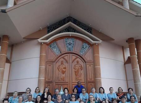 Turismo no Sul: integrantes do Clube de Mães visitam Ametista do Sul