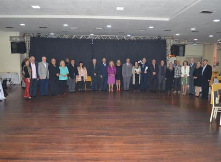 Homenagens emocionam participantes da Sexta Nobre de agosto