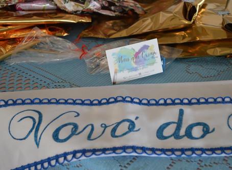 Clube de Mães celebra 32 anos em Chá de homenagem aos Avós