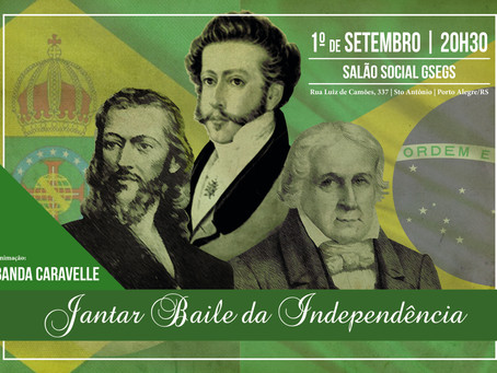 Baile da Independência/Das Armas já tem data definida