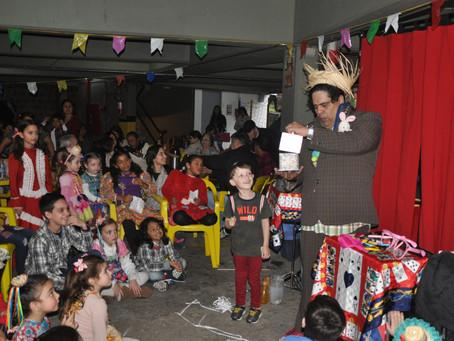 Recheada de atrações, Festa Junina une folclore e tecnologia no GS
