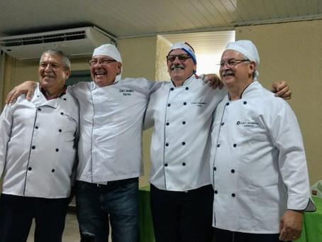 Cook's Geraldinos retomam atividades com posse do novo coordenador