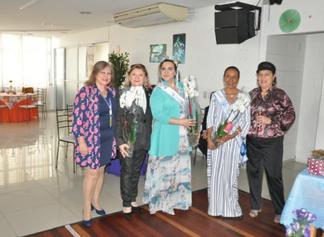 Clube de Mães realiza Chá da Primavera no GSEGS
