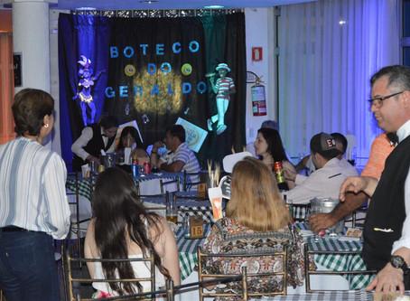 Com público diferenciado, Boteco do Geraldo se consolida entre os eventos do clube
