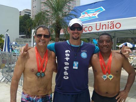 Atletas geraldinos garantem medalhas Campeonato Estadual Master de Verão