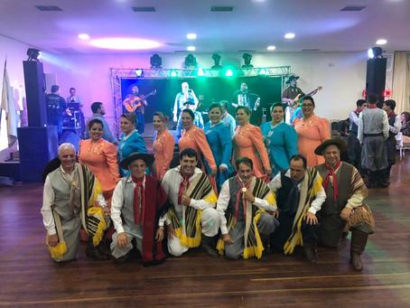 Homenagens e um baita baile marcam os 36 anos do CTG Glaucus Saraiva