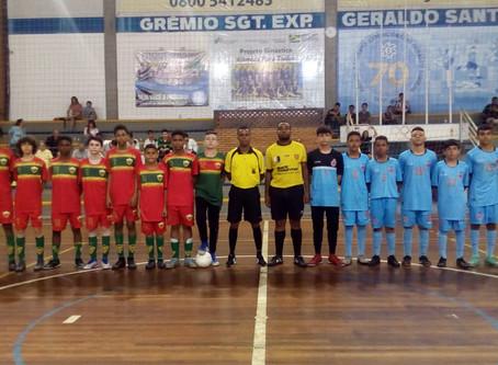 Mais de 40 equipes participam do Torneio Independente de Futsal de Categorias de Base