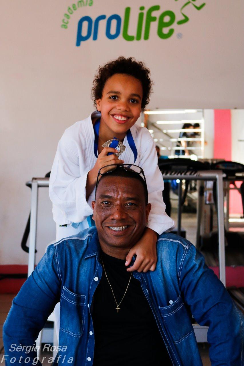 Arthur e o pai
