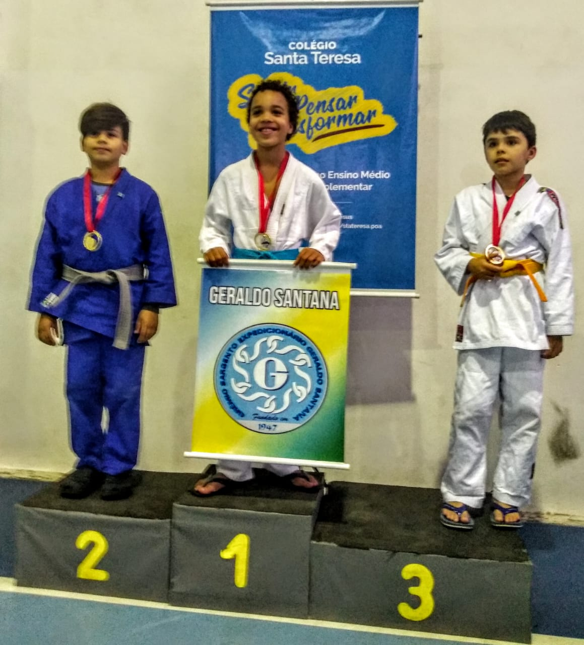 Arthur Farikoski - medalha de ouro 13