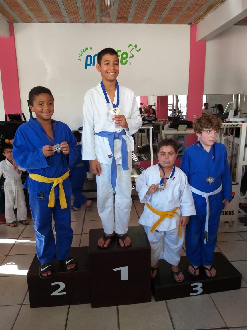 Felipe Andrade - medalha de bronze