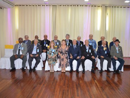 Associados Cinquentenários são símbolos de dedicação ao clube