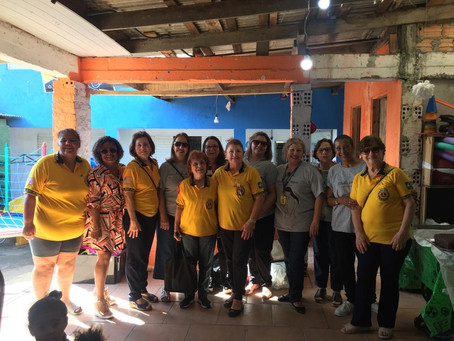 Clube de Mães oportuniza Festa de Dia das Crianças na Creche ABC Kids