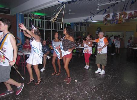 Carnaval e aniversário movimentam Grêmio Geraldo Santana no litoral
