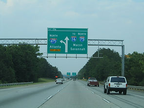 Marr Traffic Data Collection - GDOT I-75 Commercial Vehicle Lanes Project