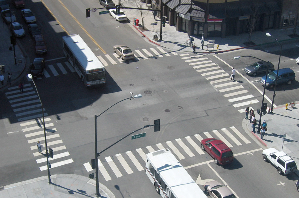 Marr Traffic Superior Data Collection Traffic Intersection