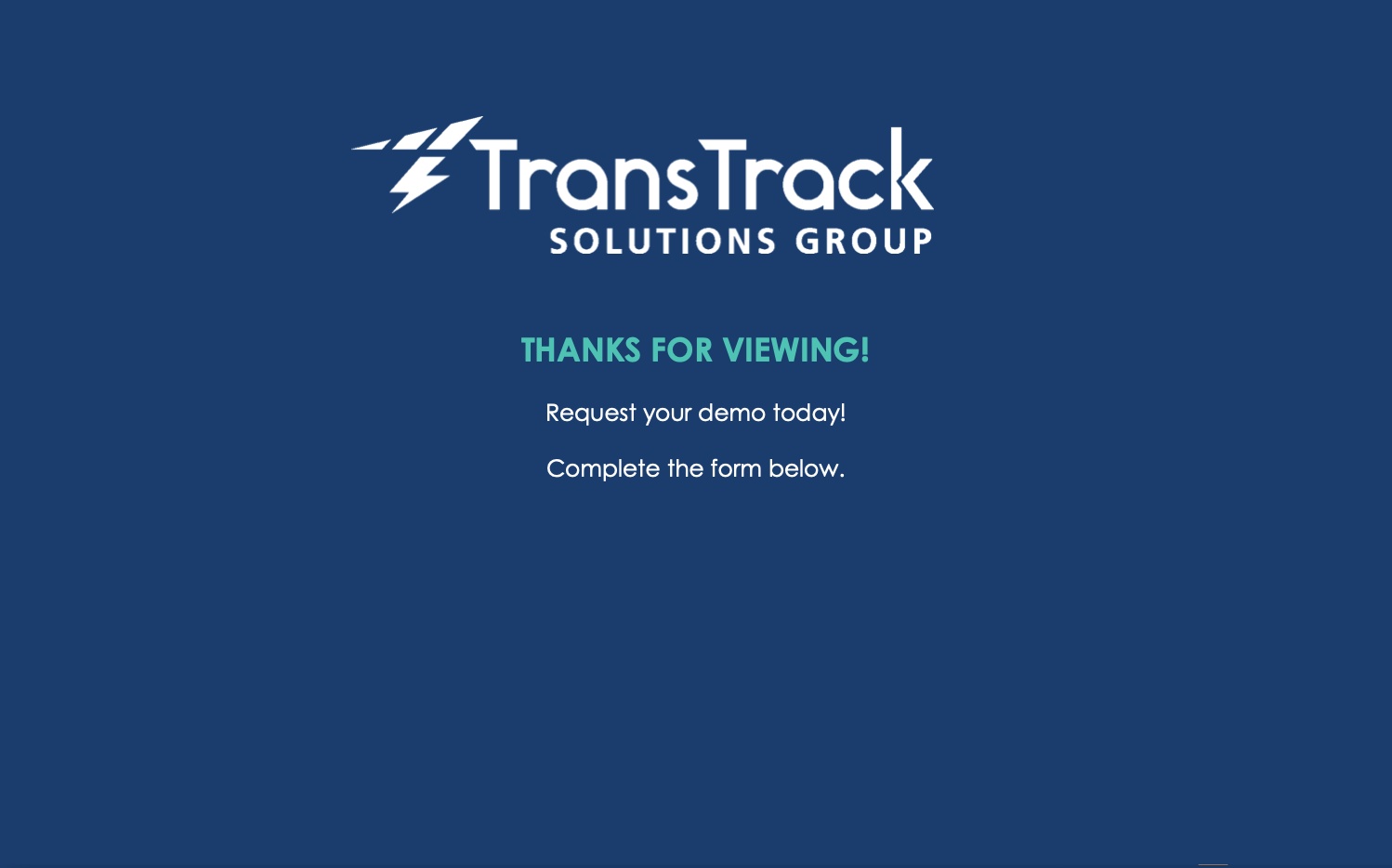 TransTrack Systems