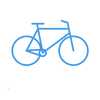 Marr Traffic Data Collection Bicycle Studies Icon