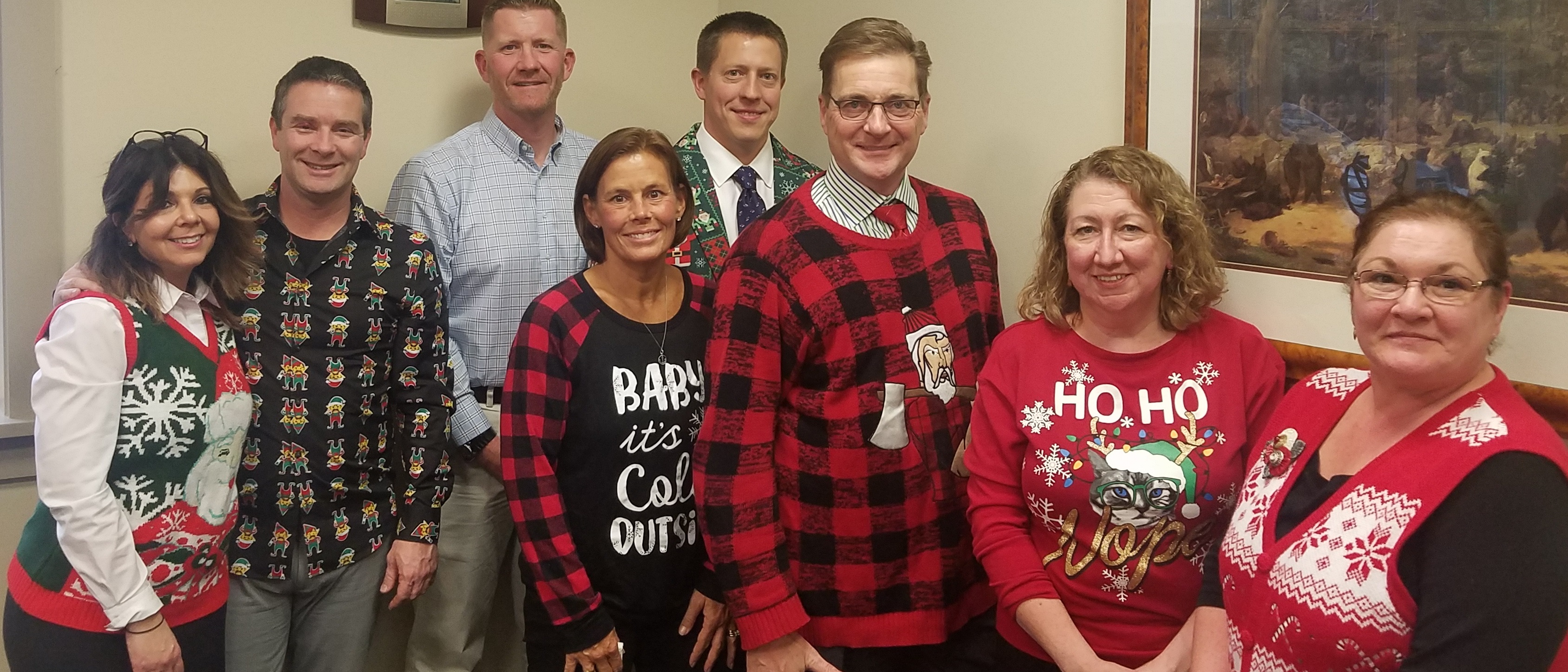KWMG Holiday Lunch 2018