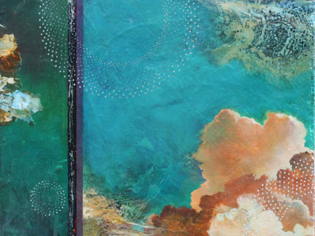 Muse, Mess, Mastery: Working through the Art Process as a Christian