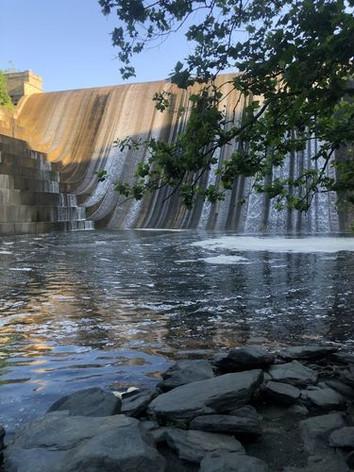Liberty Dam Trail