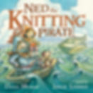 NED THE KNITTING PIRATE COVER