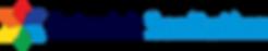 Asterisk Sanitation logo use on white -