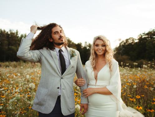 Intimate Vermont Wedding