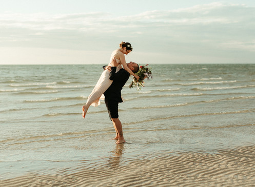The perfect Cape Cod Wedding