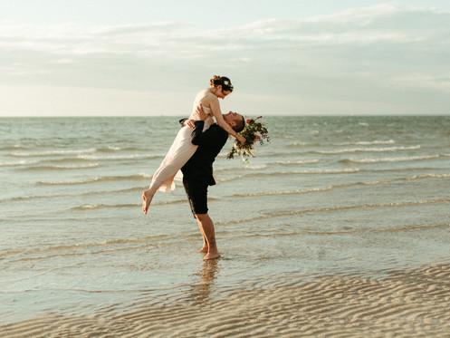 The perfect Cape Cod Wedding