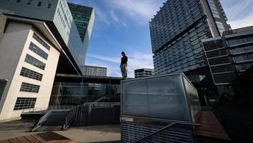 Parkour en ville, le point de vue d'un photographe