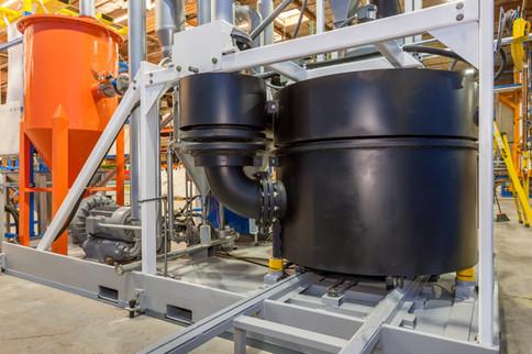 KCA Carbon Converter Furnace