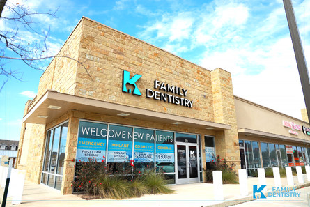 K Family Dentistry General Cosmetic Emergency Implants
