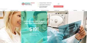 Emergency Dentist Beaverton_Website Desi