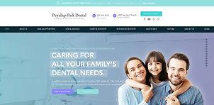 Puyallup Park Dental_Website Design by G