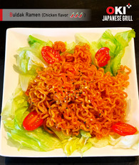 OKI Japanese Grill_Food menu_Buldak Rame