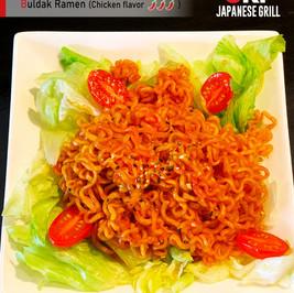 OKI Japanese Grill_Buldak Ramen