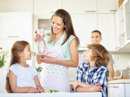 Why Water is Essential for Good Oral Health! With Your Lewisville, Texas General & Family Dentist
