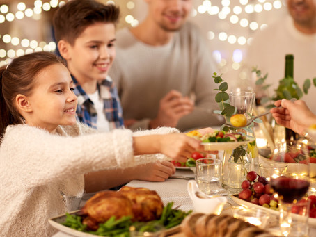 Irving, Texas Family & General Dentist Shares Tips to Keep Your Teeth Healthy During the Holidays!