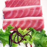 Sushi Shack_Today Special_toro sashimi 'Fatty Tuna'