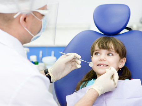 Happy National Children's Dental Health Month, With Your Family Dentist in Irving & Las Colinas TX!