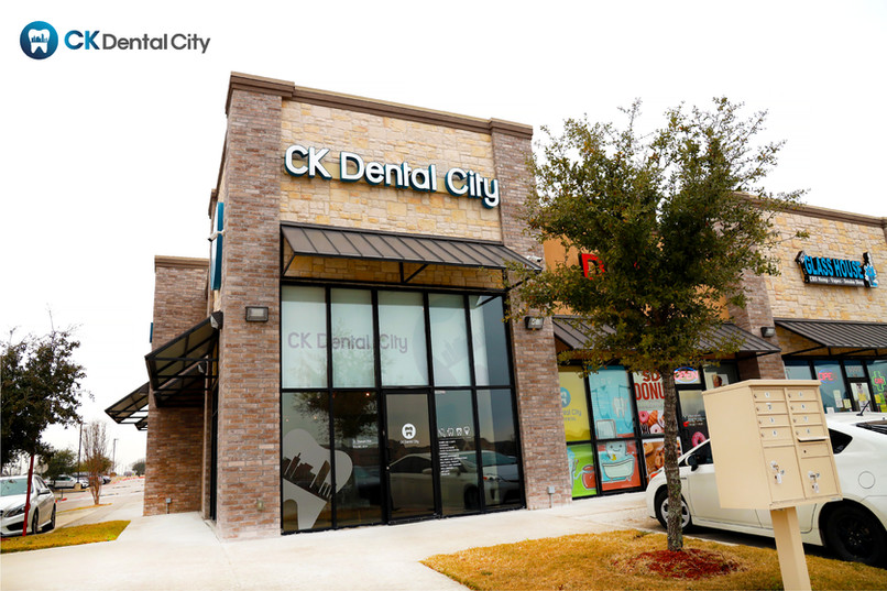 CK Dental City Family Invisalign Emergen