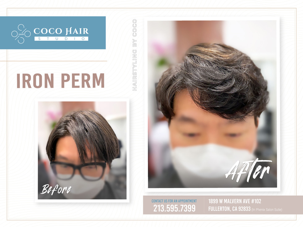 Before & After | Iron Per