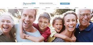MacArthur Park Dentistry_Website Design