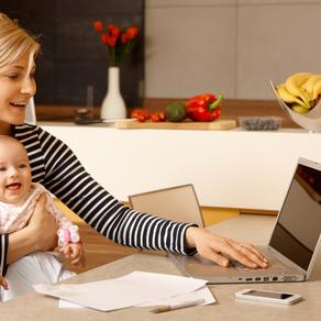 Wie lebe ich nachhaltig mit Karriere und Kindern?