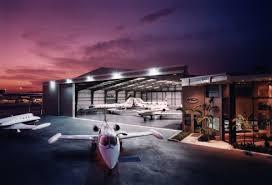 National Jets Hangar Door