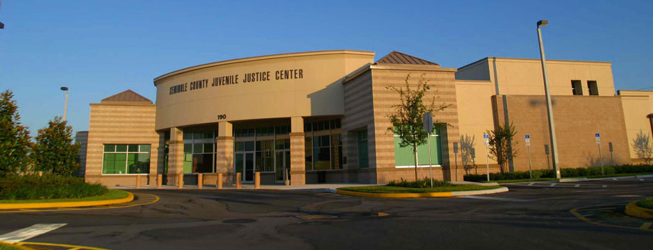 Seminole County Juvenile Justice Facility