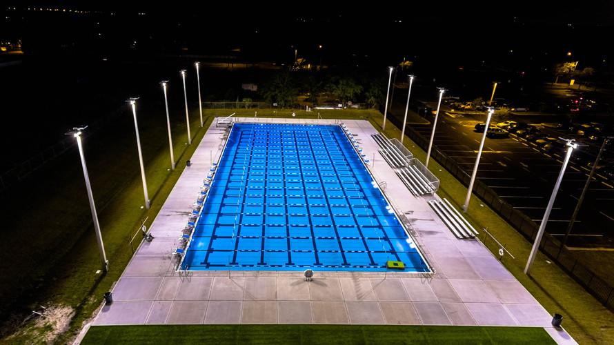 Lake Howell High School Pool